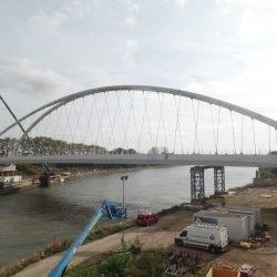 Mürmann – Bogenstabbrücken für Albert-Kanal