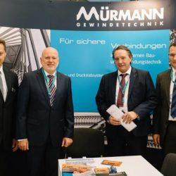 Mürmann – Stahlbautag 2018 in Duisburg