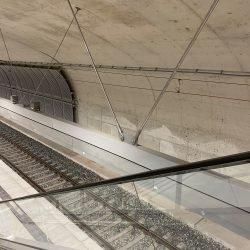 m·connect – Anwendung für S-Bahn-Station Gateway Gardens, Frankfurt/Main