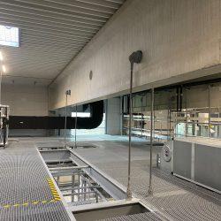 M·connect Anwendung für Vishay Reinraum – Produktionsgebäude in Selb