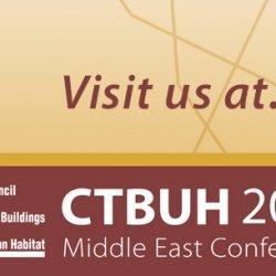 VICODA – Announcement CTBUH 2018, Dubai