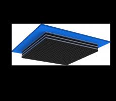 Flächenloch™- Gleitlager, Typ Z
