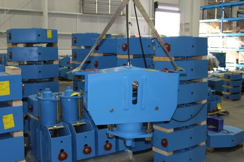 LISEGA pipe support system for conventional power plants