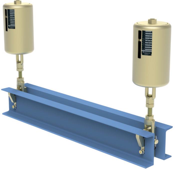 Vertical Pipe Riser Support 178680732 Pipe Hanger Design