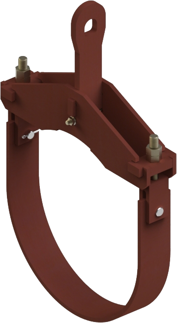 Pipe connections for industrial plant engineering