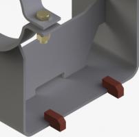 Abhebesicherungen für Rohrlager Typ 49