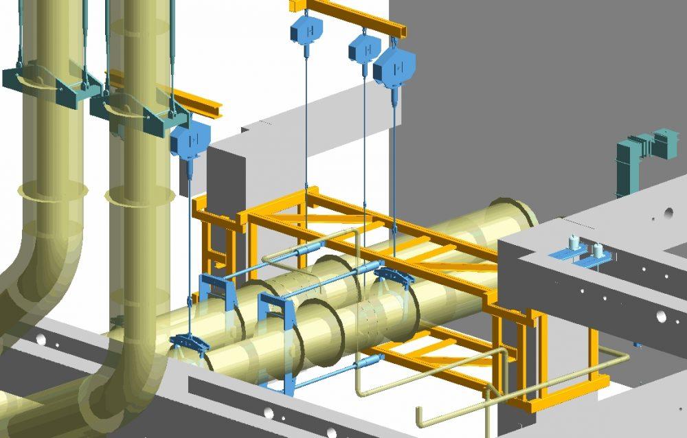 U Clamp Pipe Support Engineering - LISEGA S...