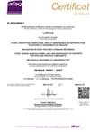 CERTI F 0956 Certificat générique hors accréditation QR