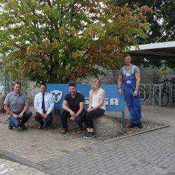 Formation en alternance à l'école HAW Hamburg