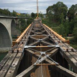 Mürmann – m.connect pour le plus ancien pont de chemin de fer du monde