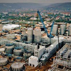 LISEGA-Lieferungen für Sunliquid®-Anlage in Rumänien